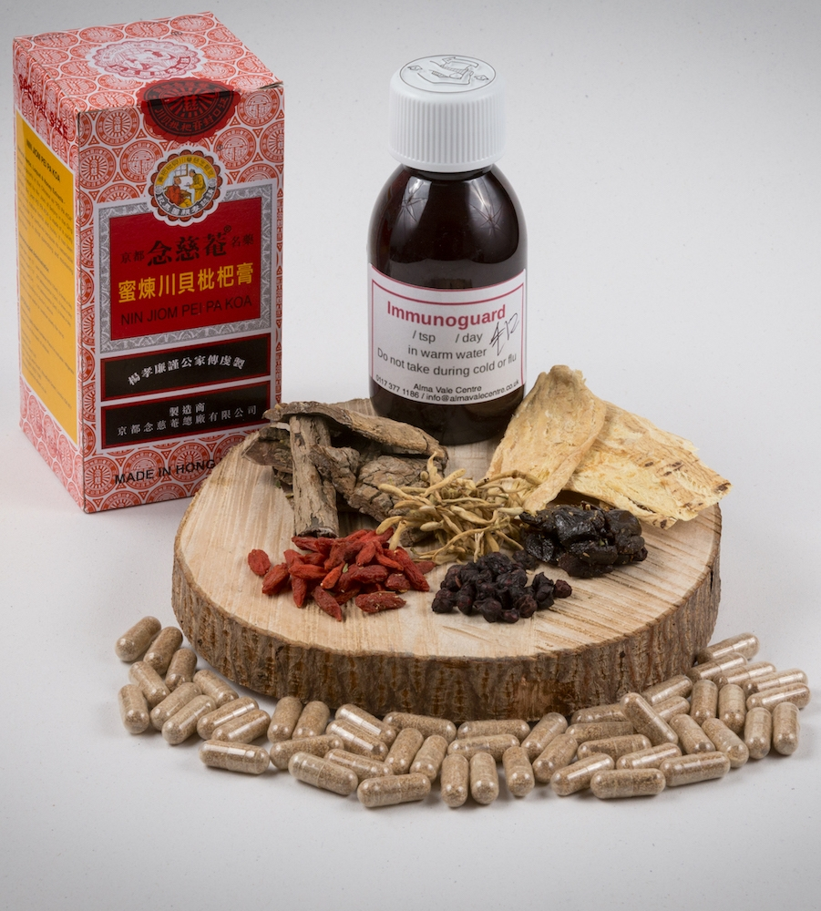 Mixed Chinese Herbs